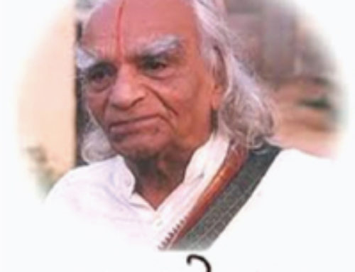 BKS Iyengar Interview